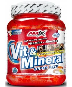 Amix Vit & Mineral Super Pack (30 пак.)