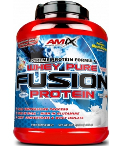 Amix Whey Pure Fusion Protein (2300 грамм)