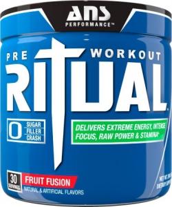 ANS Ritual Pre Workout (240 грамм, 30 порций)