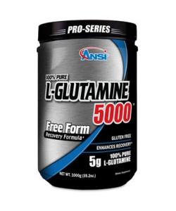 ANSI L-Glutamine 5000 (1000 грамм, 200 порций)