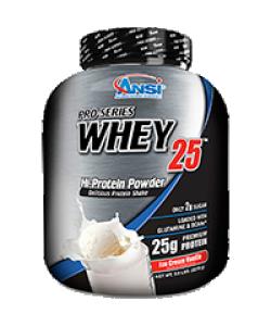 ANSI Pro-Series Whey (2268 грамм, 67 порций)