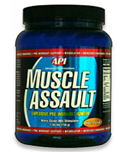 API Muscle Assault (750 грамм)