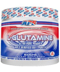 APS L-Glutamine (500 грамм, 100 порций)