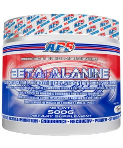 APS Nutrition Beta Alanine (500 грамм, 250 порций)