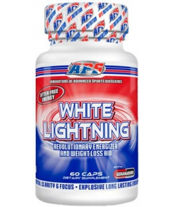 APS White Lightning (60 капсул)