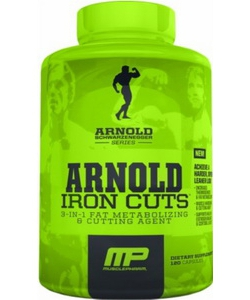 Arnold Series Iron Cuts (120 капсул)