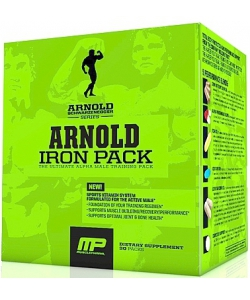 Arnold Series Iron Pack (30 пак., 30 порций)