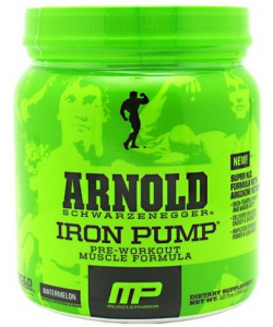 Arnold Series Iron Pump (360 грамм)