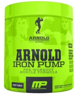 Arnold Series Iron Pump (180 грамм, 45 порций)
