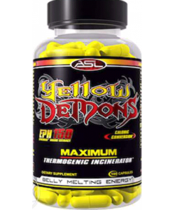 ASL Anabolic Science Labs Yellow Demons (100 капсул)