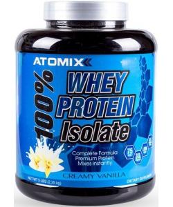 Atomixx 100% Whey Protein Isolate (2250 грамм, 75 порций)