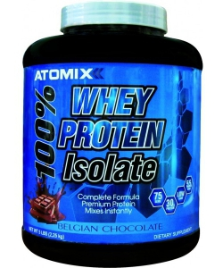 Atomixx 100% Whey Protein Isolate (908 грамм, 30 порций)