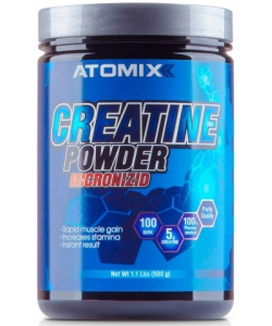 ATOMIXX Creatine Powder Micronizid (500 грамм)