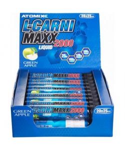 ATOMIXX L-CARNI MAXX 2000 Liquid 20x25 ml (500 мл)