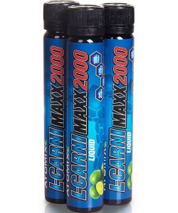 Atomixx L-CarniMaxx 2000 Liquid (25 мл, 1 порция)