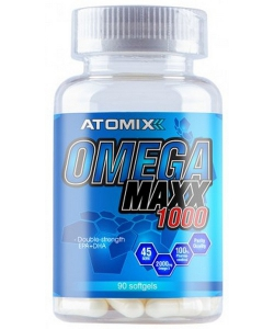 ATOMIXX OMEGA MAXX 1000 (90 капсул)