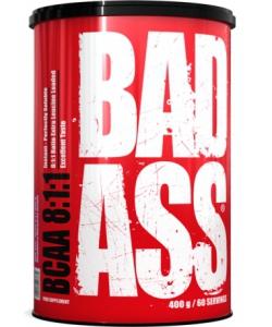BAD ASS BCAA 8:1:1 (400 грамм, 60 порций)