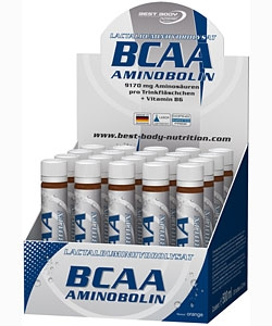 Best Body BCAA Aminobolin (500 мл, 20 порций)