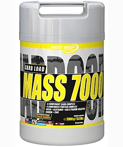 Best Body Hardcore Mass 7000 (3900 грамм)