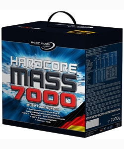 Best Body Hardcore Mass 7000 (7000 грамм)
