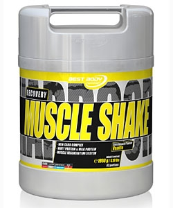 Best Body Hardcore Muscle Shake (1900 грамм)