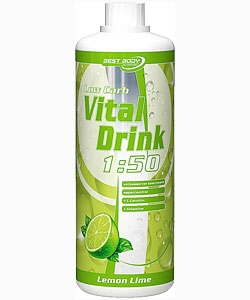Best Body Low Carb Vital Drink (1000 мл)