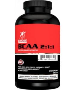 Betancourt Nutrition Bcaa 2:1:1 (300 капсул, 100 порций)