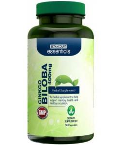 Betancourt Nutrition Ginkgo Biloba 400 mg (50 капсул)