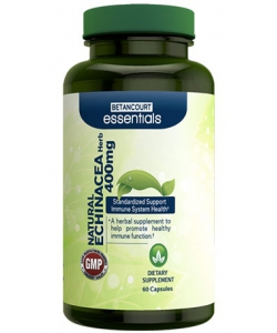 Betancourt Nutrition Natural Echinacea 400 mg (60 капсул)