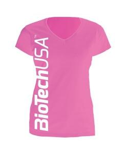 Biotec USA футболка pink