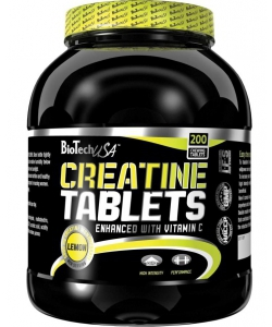 BioTech Creatine Tablet (200 таблеток)