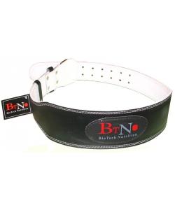 BioTech кожаный пояс Belt Cardboard black