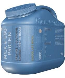 BioTech Milk & Egg Protein (3000 грамм)