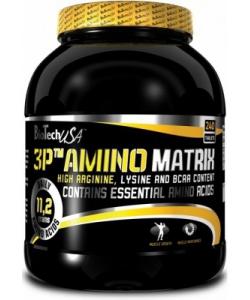BioTech USA 3P Amino Matrix (240 таблеток, 60 порций)