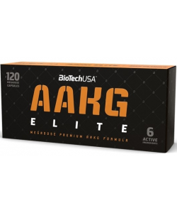 BioTech USA AAKG Elite (120 капсул)