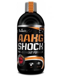 BioTech USA AAKG Shock Extreme (1000 мл, 40 порций)