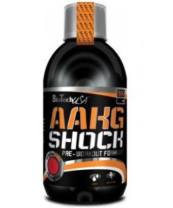 BioTech USA AAKG Shock Extreme (500 мл, 20 порций)