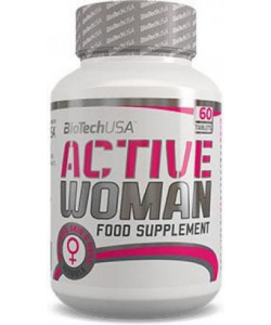 BioTech USA Active Woman (60 таблеток)