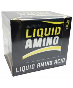 BioTech USA amino ampoules (500 мл)
