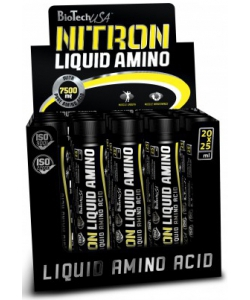 BioTech USA Amino Ampule Liquid (500 мл)