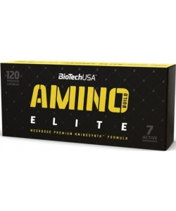 BioTech USA Amino Build Elite (120 капсул)