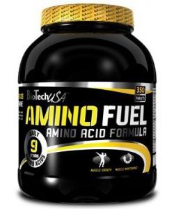 BioTech USA Amino Fuel (350 таблеток, 87 порций)