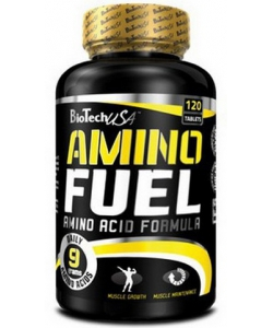 BioTech USA Amino Fuel (120 таблеток, 30 порций)