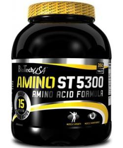 BioTech USA Amino ST 5300 (350 таблеток)