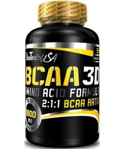 BioTech USA BCAA 3D (90 капсул, 30 порций)