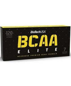 BioTech USA BCAA Elite (120 капсул, 24 порции)