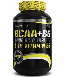 BioTech USA BCAA+B6 (340 таблеток, 85 порций)