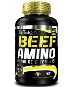 BioTech (USA) Beef Amino (120 таблеток)