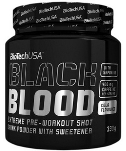 BioTech USA Black Blood (330 грамм)