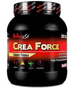 BioTech USA Crea Force (200 таблеток)
